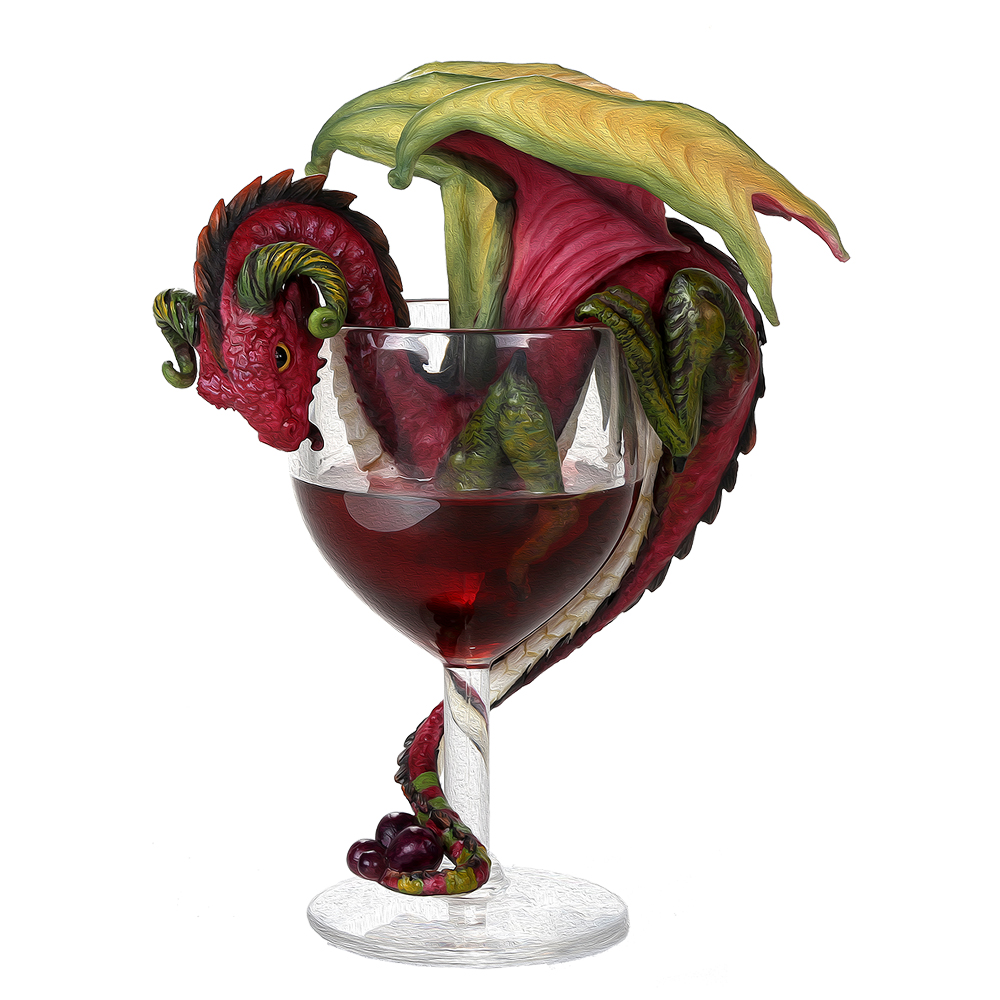 12538 Red Wine Dragon