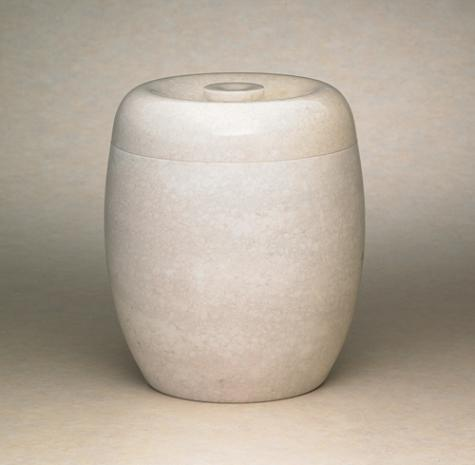 NM30411 Gramercy Natural Marble Urn