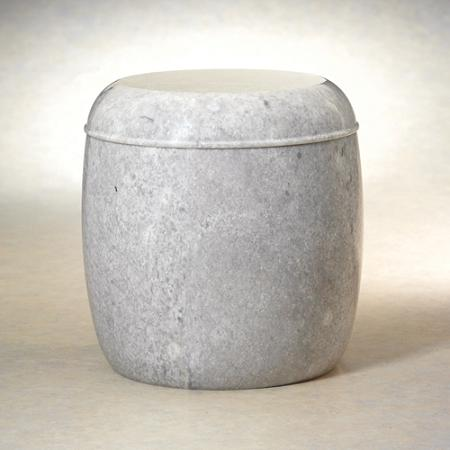 NM30412 Accolade Natural Marble Urn