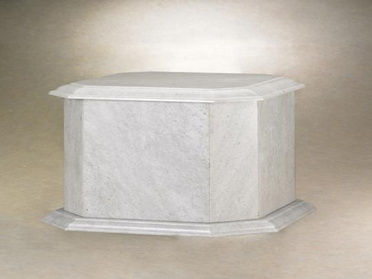 NM30419 Reverence Natural Marble Urn