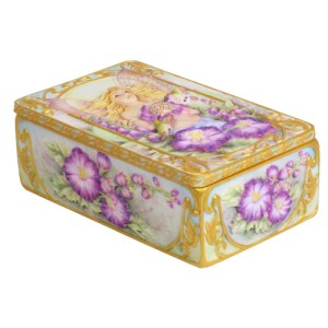 7241 Faith Jewelry Box