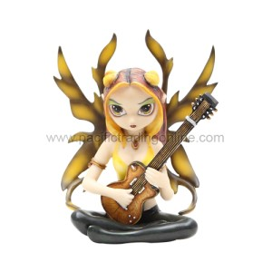 7949 Golden Guitar Fairy