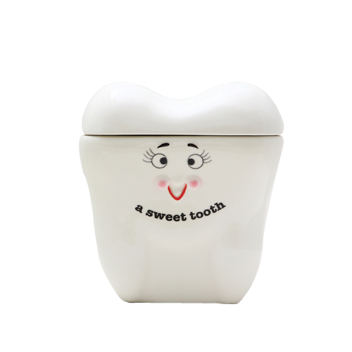 8799 Sweet Tooth Cookie Jar