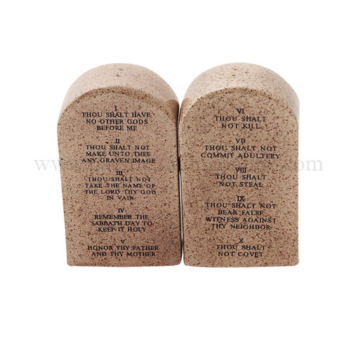 9002 Ten Commandments