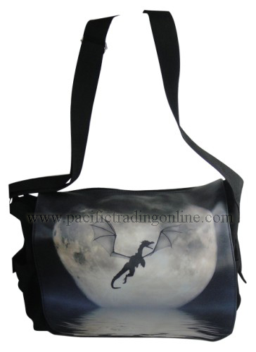 90066 Dragon Moon Messenger Bag