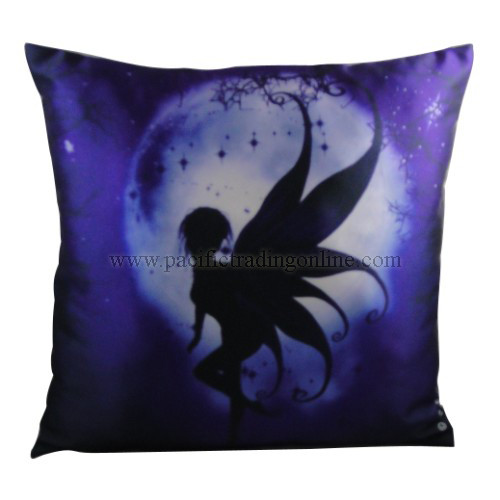 90089 Indigo Fairy Pillow