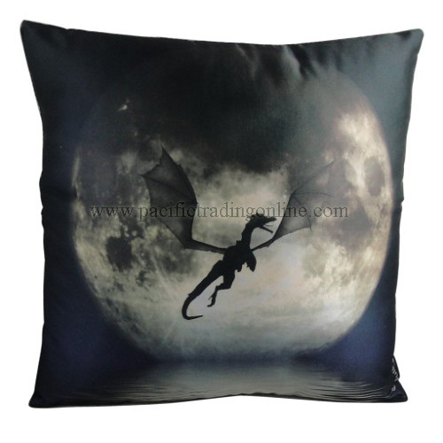 90090 Dragon Moon Pillow