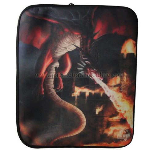 90149 Incineration Dragon Laptop Sleeve
