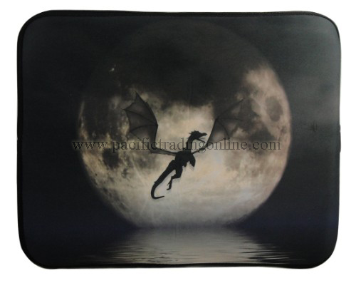 90156 Dragon Moon Laptop Sleeve