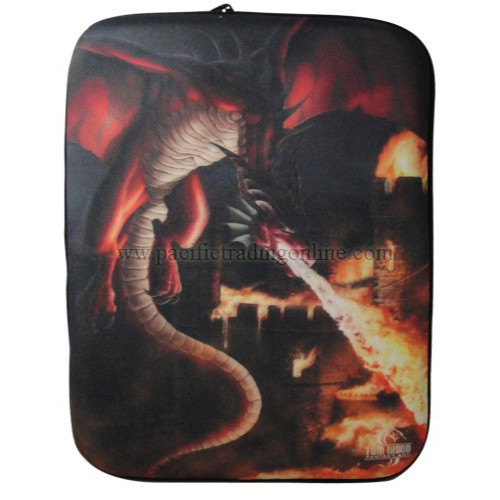 90159 Incineration Dragon Ipad Cover