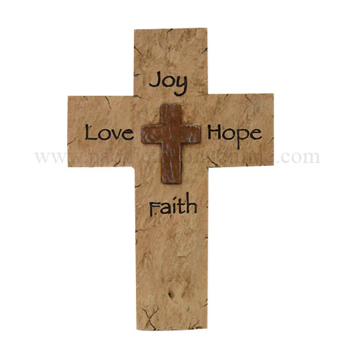 9056 Love Joy Faith Hope Cross