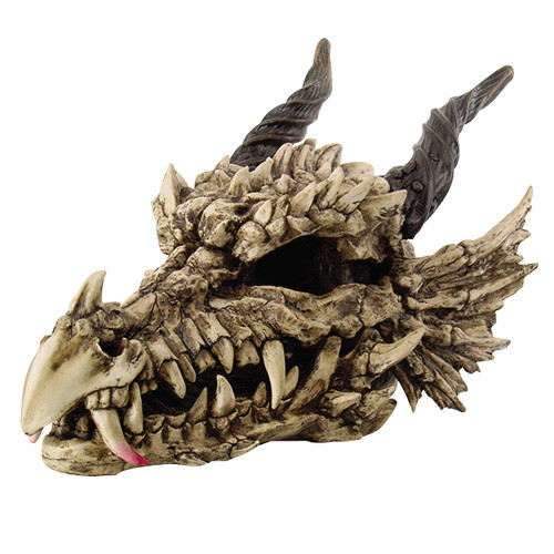 9255 Large Dragon Skull***OUT OF STOCK***