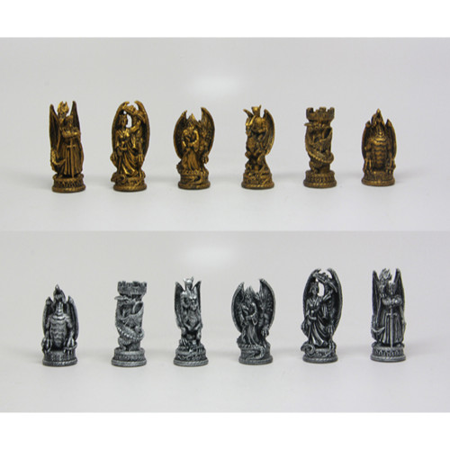 9380 Dragons Lair Chess Set