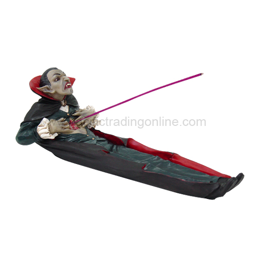 9424 Vampire Incense Burner