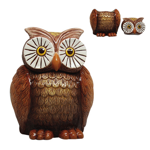 9467 Owl Cookie Jar