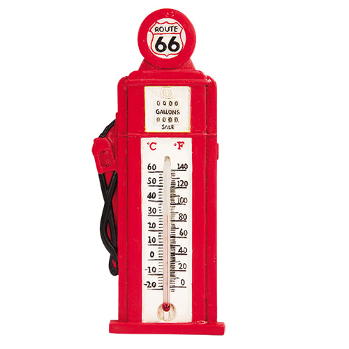 Old Fashioned Outdoor Thermometer