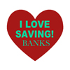I Love Saving!