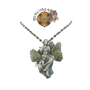 J047 Mother Fairy Necklace