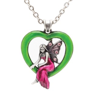 J103 Green Heart Fairy