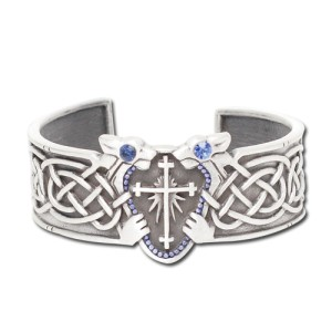 J133 Celtic Lion Bracelet