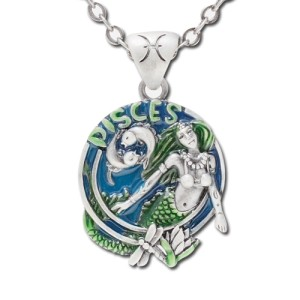 J152 Pisces Necklace