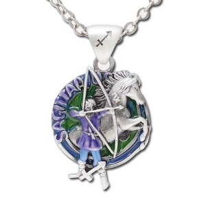 J153 Sagittarius Necklace