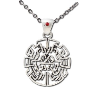 J194 Celtic Necklace