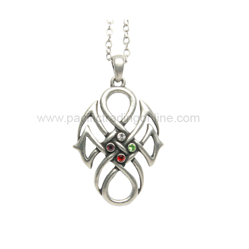 J370 Celtic Necklace