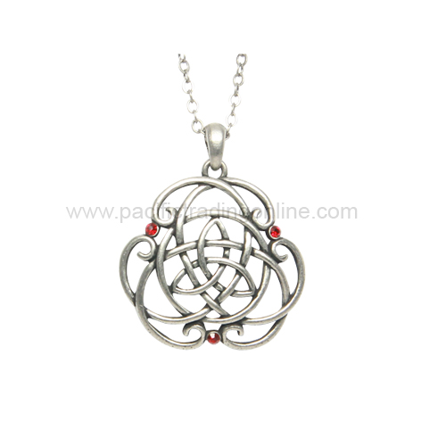 J372 Celtic Necklace
