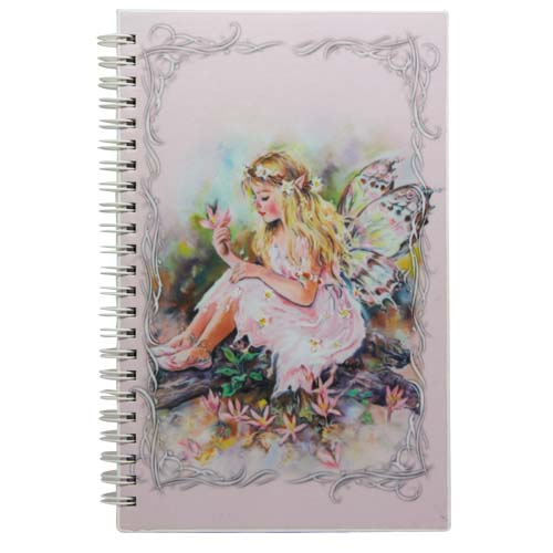 NOW8200 Secret Dell Fairies Medium Journal