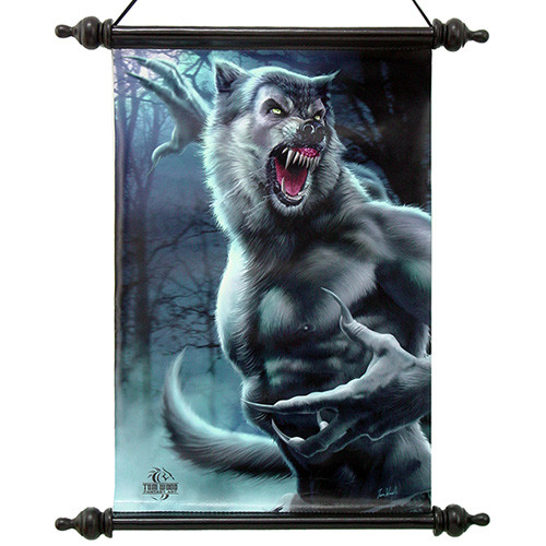 TWO02SC Werewolf Scroll