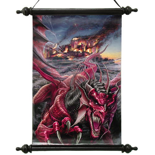 TWO08SC Dragons Night Scroll