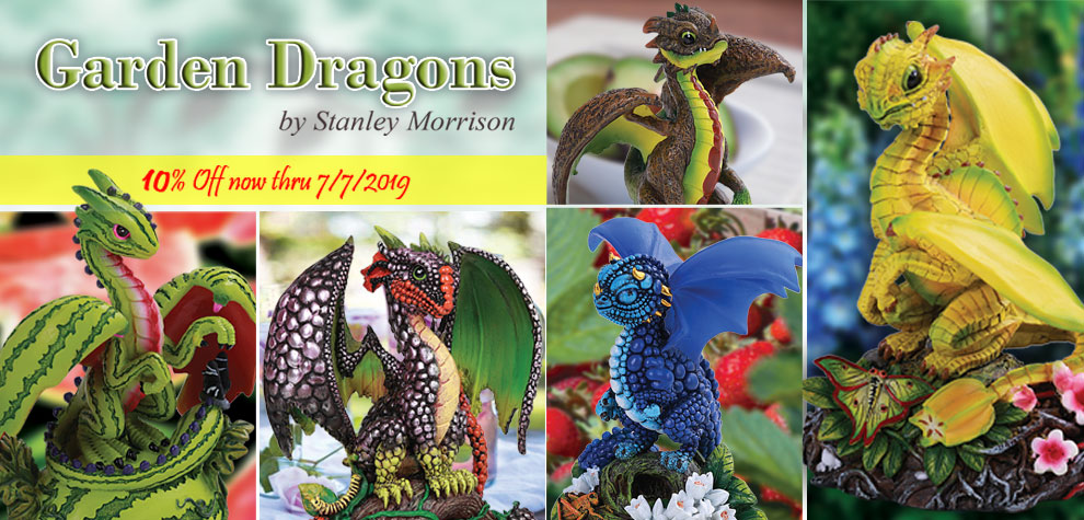 Garden Dragon Sale!
