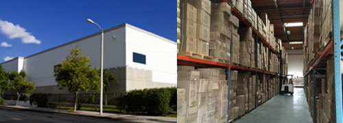 California Warehouse