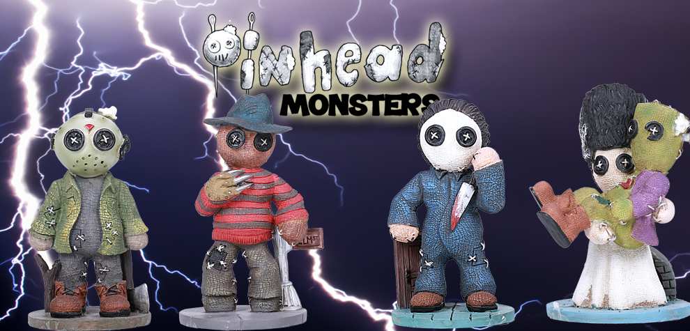 Pinhead Monsters