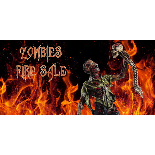Zombies Sale